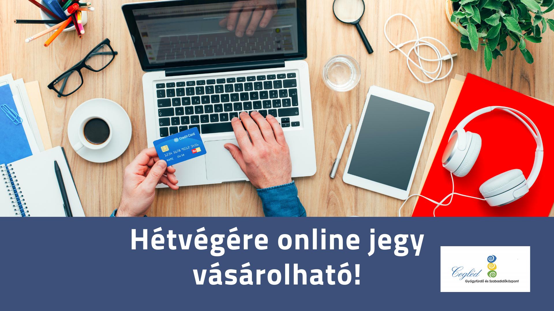 Online jegyvásárlás információk