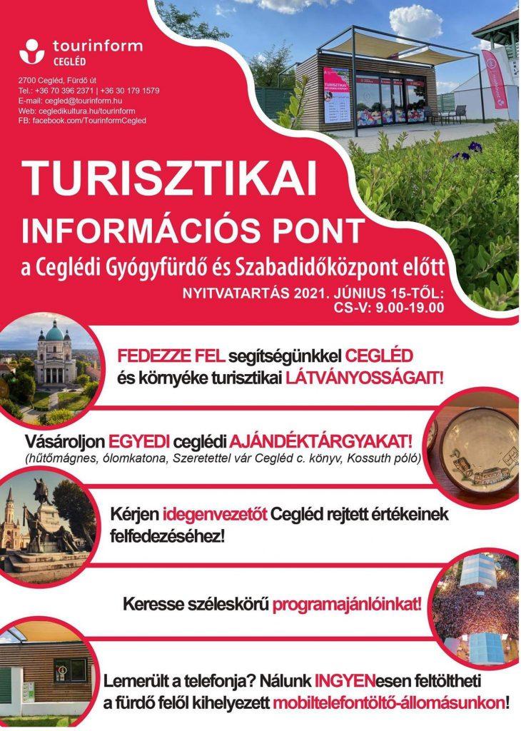 turisztikai információs pont